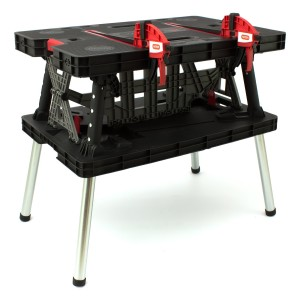 Keter Werkzeugbank Master Pro Serie Folding Work Table