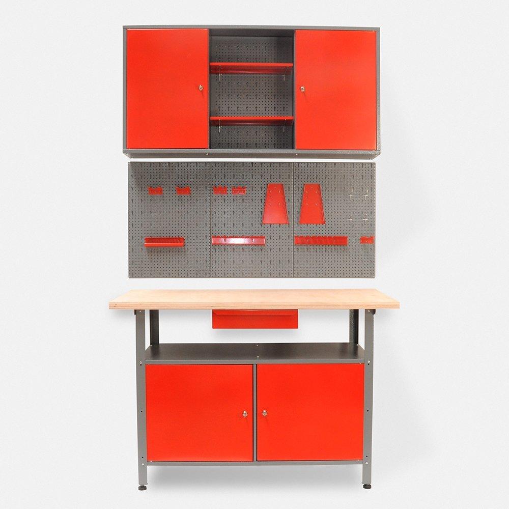 werkbank kaufen vergleich die top 5 werkbank. Black Bedroom Furniture Sets. Home Design Ideas