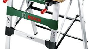 Werkbank kaufen - Modell: Bosch PWB 600 HomeSeries Arbeitstisch
